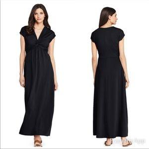 NWOT Lands end maxi dress size 10/12